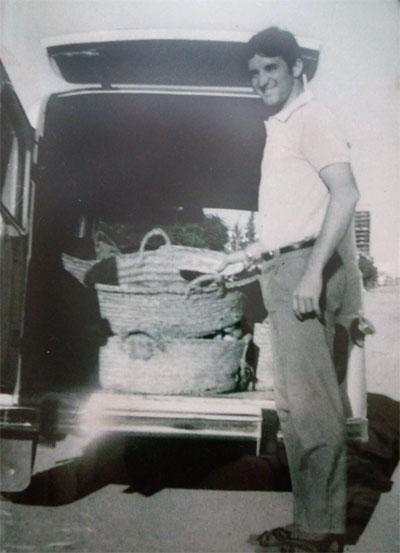 Familia Calvo Panaderos artesanales