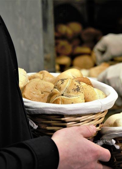 Reparto a Panaderias de Sevilla y Huelva