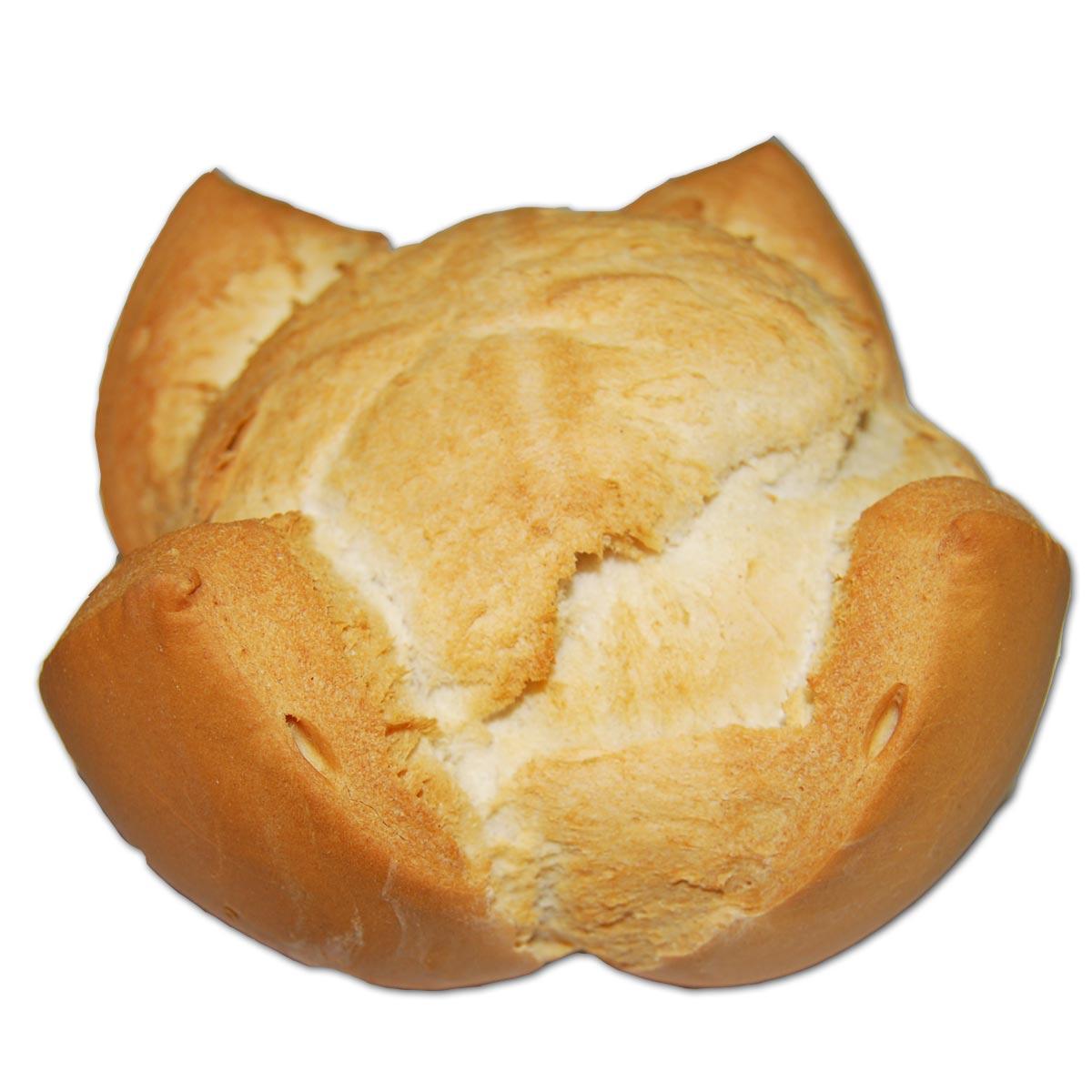 Pan Alcachofa Panaderia Hermanos Calvo Sevilla