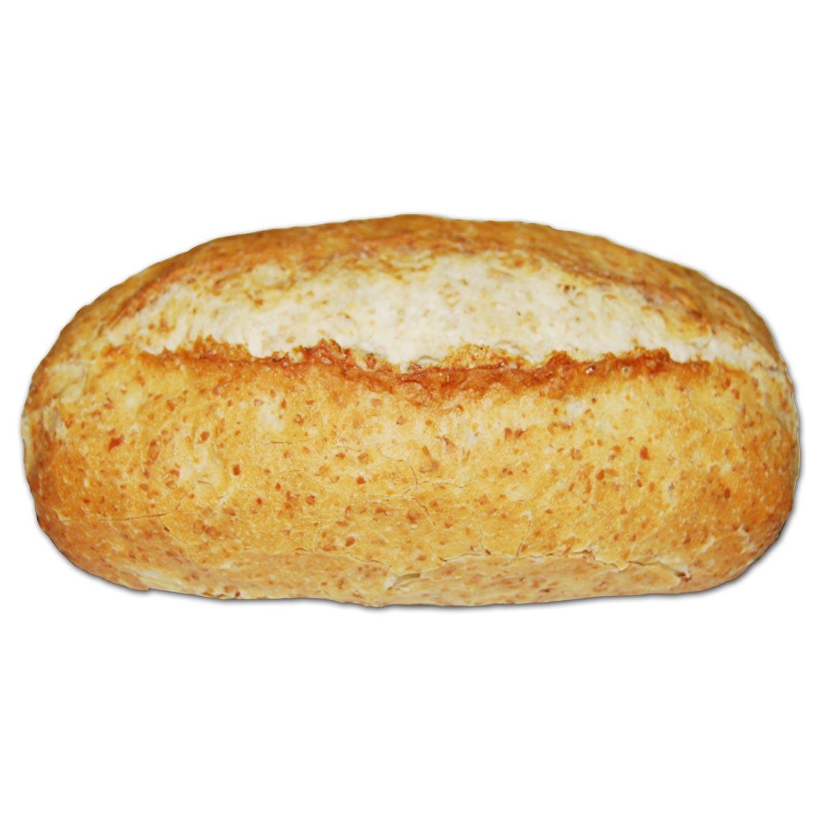 Pan Pirujo con Salvado Panaderia Hermanos Calvo Sevilla