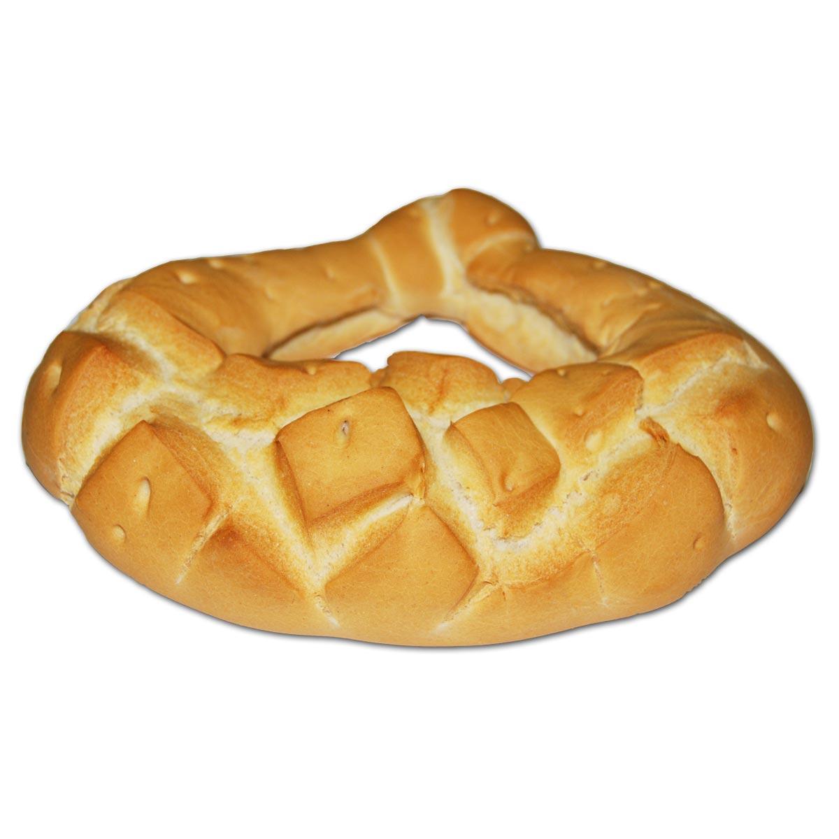 Pan Rosca Panaderia Hermanos Calvo Sevilla